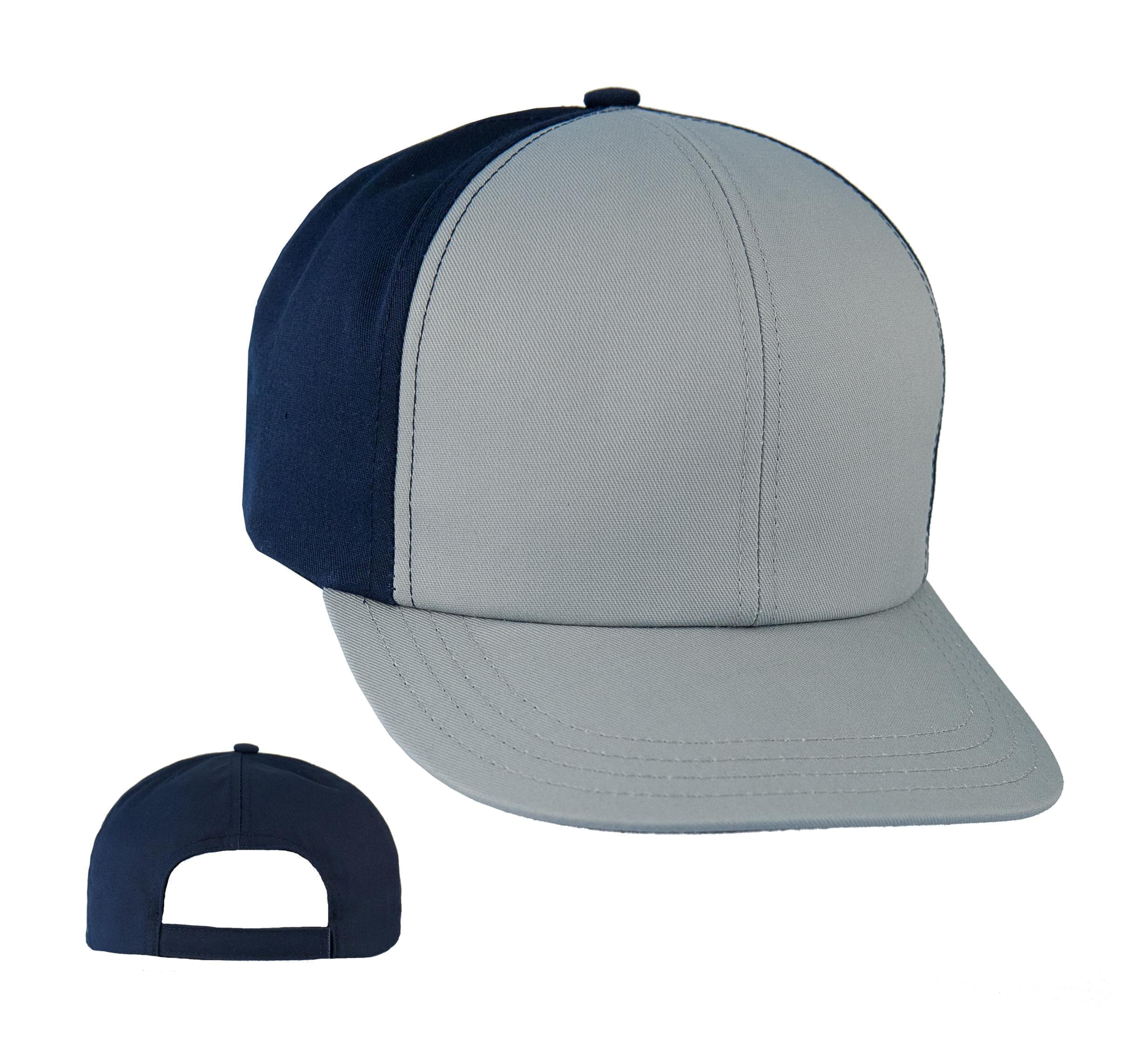 blank u s a made baseball hats constructed cotton twill