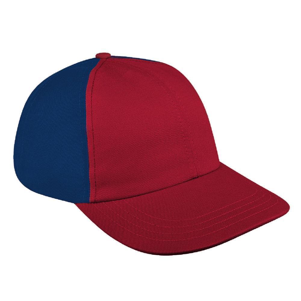 ea3d37ebd3db6 Denim Leather Dad Baseball Hats Union Made in America by Unionwear