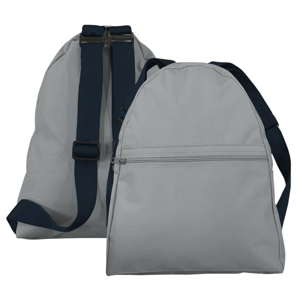Giveaway Backpack-600 D Poly-13W X 15H X 4.5D
