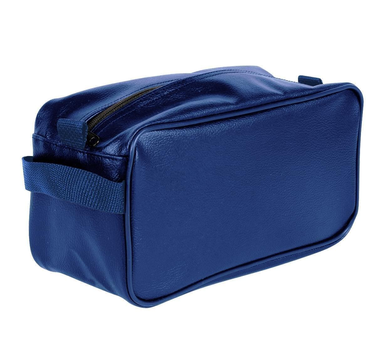 USA Made Cosmetic & Toiletry Cases, Royal Blue-Royal Blue, 3000996-A03