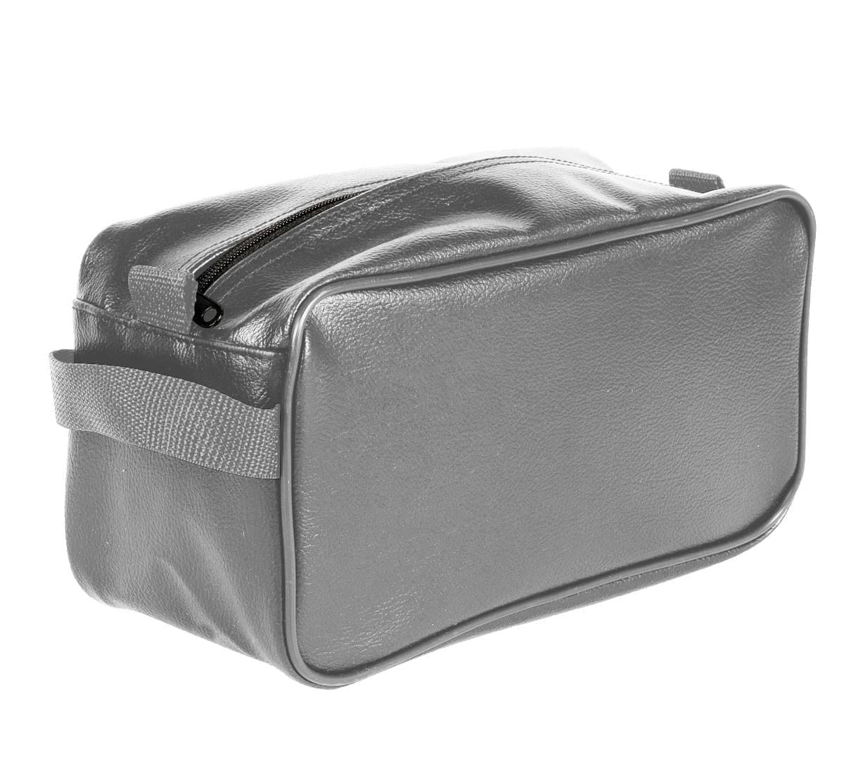 USA Made Cosmetic & Toiletry Cases, Grey-Grey, 3000996-A1U