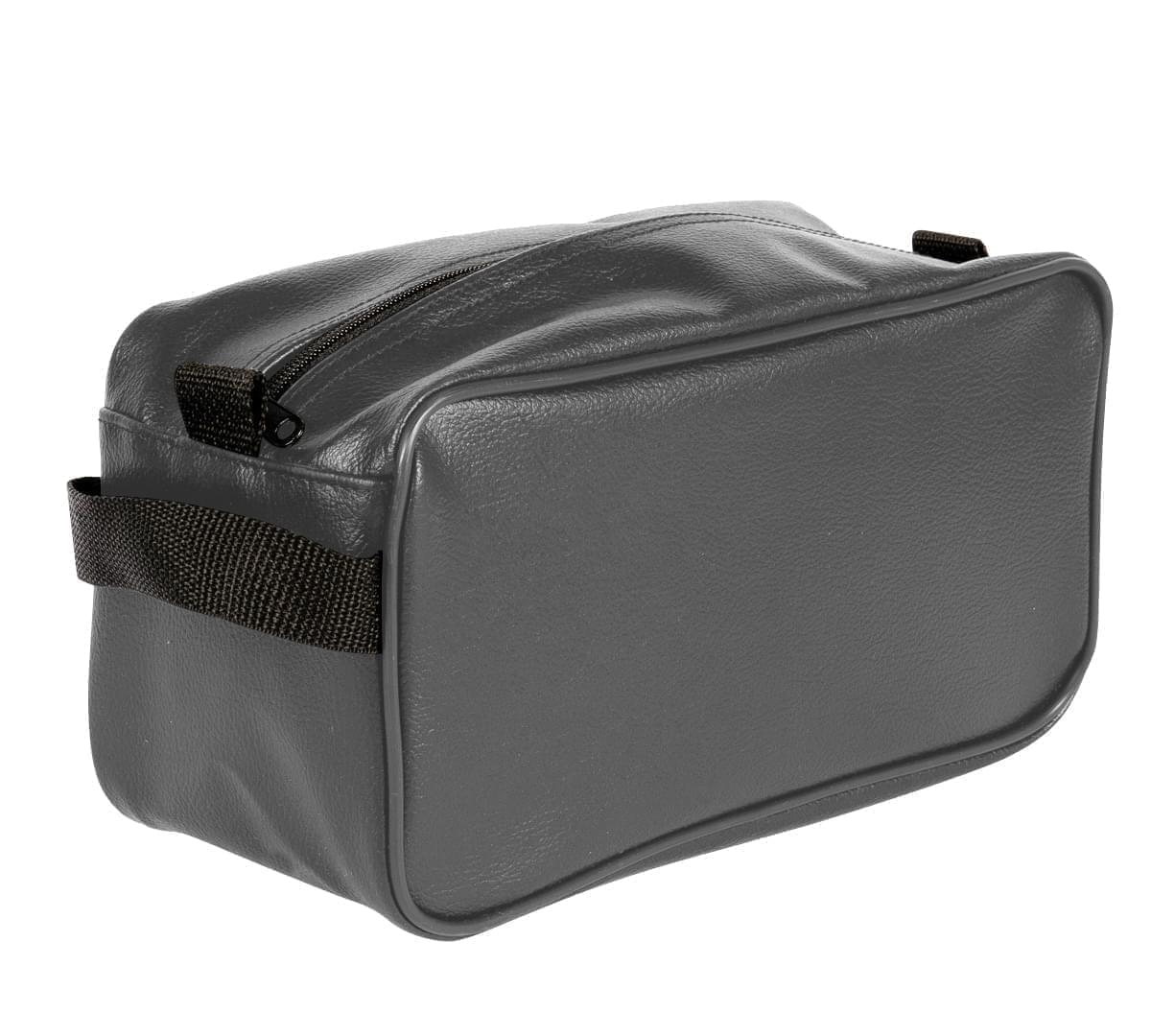 USA Made Cosmetic & Toiletry Cases, Graphite-Black, 3000996-ARR