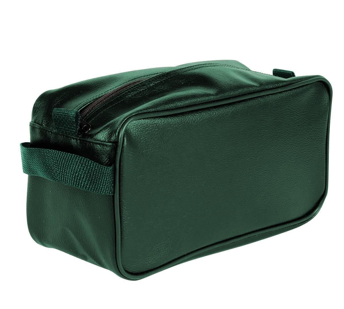 USA Made Cosmetic & Toiletry Cases, Hunter Green-Hunter Green, 3000996-ASV