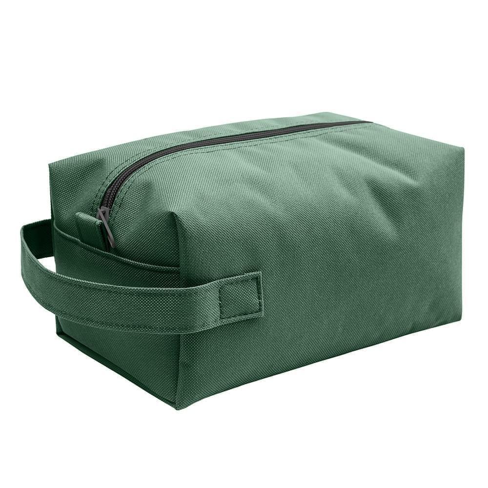 USA Made Duck Canvas Dopp Kits, Hunter-Hunter, 3001772-AIV