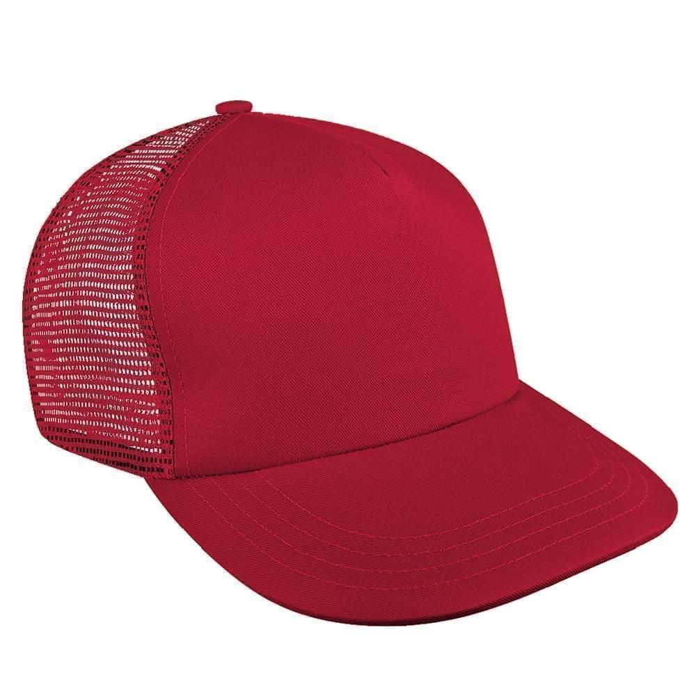 cf6a0fb471e6c Meshback Snapback Skate Baseball Hats Made in America by Unionwear