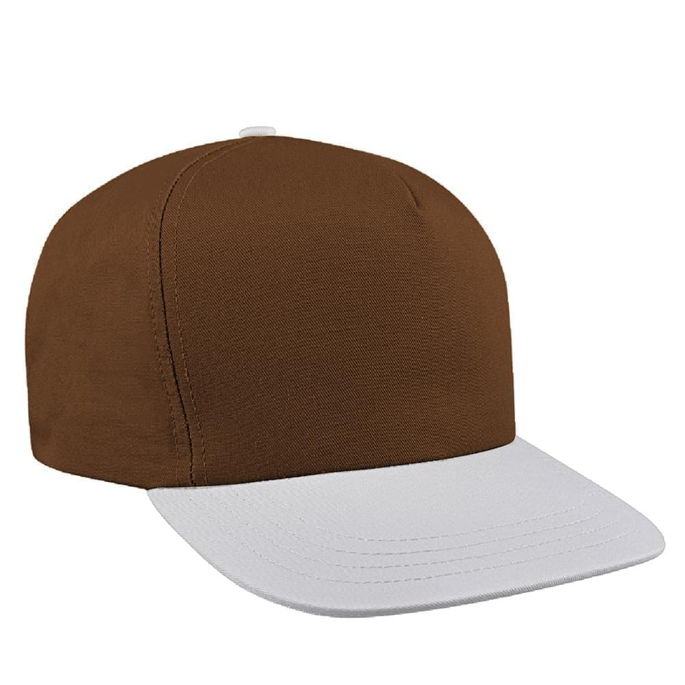 c37a18e9b626c Denim Leather Trucker Baseball Hats Union Made in America by Unionwear