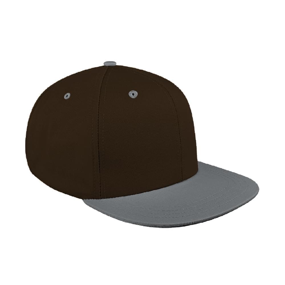 e27acdc11dbde Ripstop Self Strap Flat Brim Baseball Caps Union