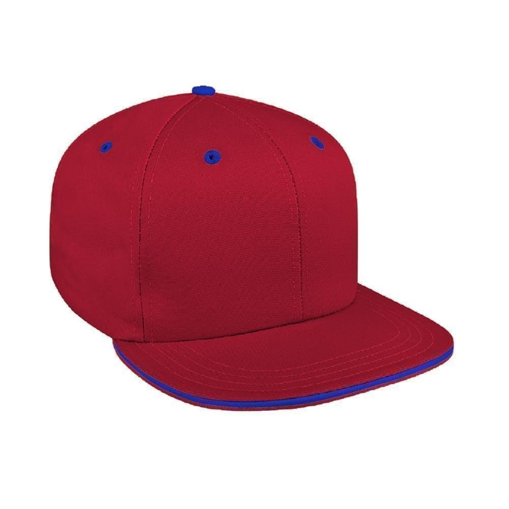 8ab353997e58c Denim Velcro Flat Brim Baseball Caps Union