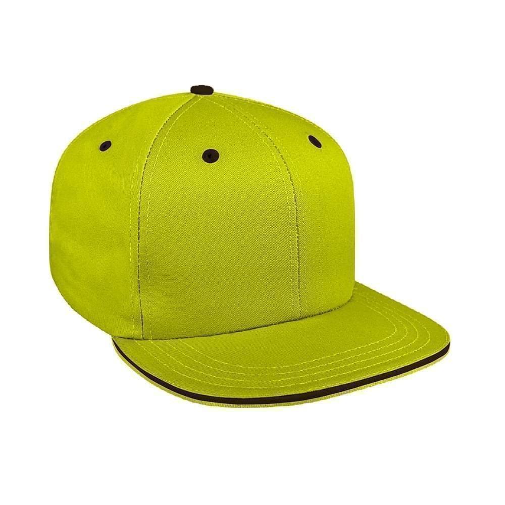 e00ddb80824a6 Twill Velcro Flat Brim Baseball Caps Union