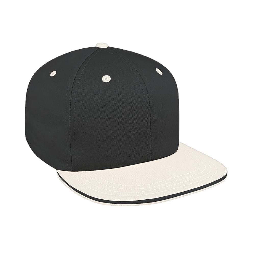 97053c4ac17f1 Brushed Self Strap Flat Brim Baseball Caps Union