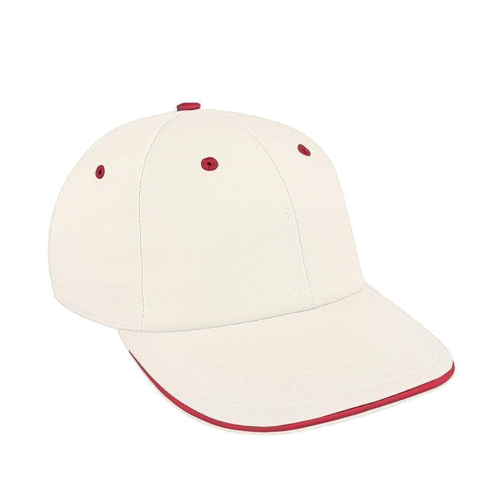 f3939f5259d58 Brushed Velcro Lowstyle Baseball Hats Union Made in USA by Unionwear