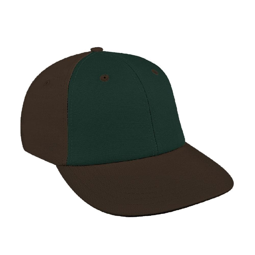Hunter Green-Black Canvas Slide Buckle Lowstyle