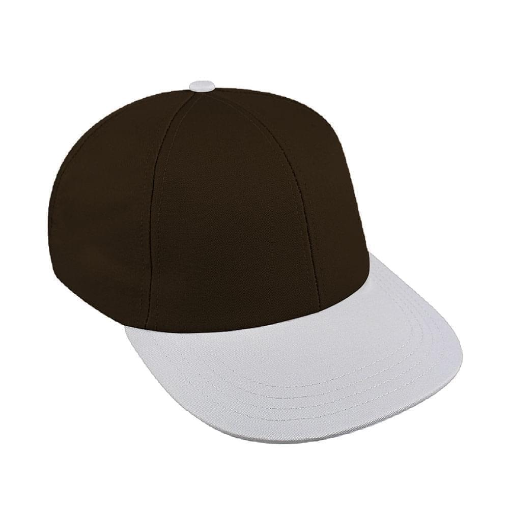 Black-White Canvas Velcro Lowstyle