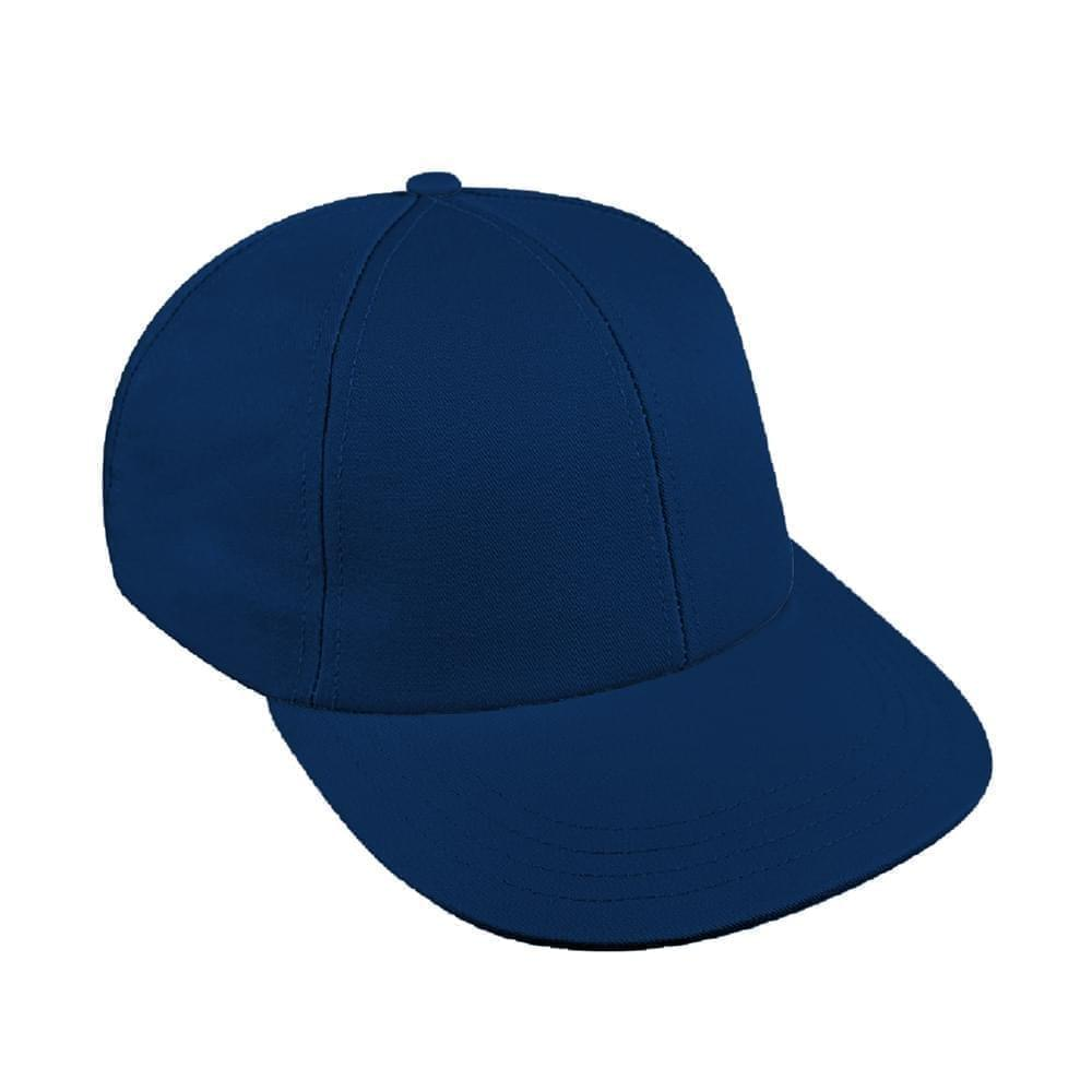 Solid Color Canvas Snapback Lowstyle