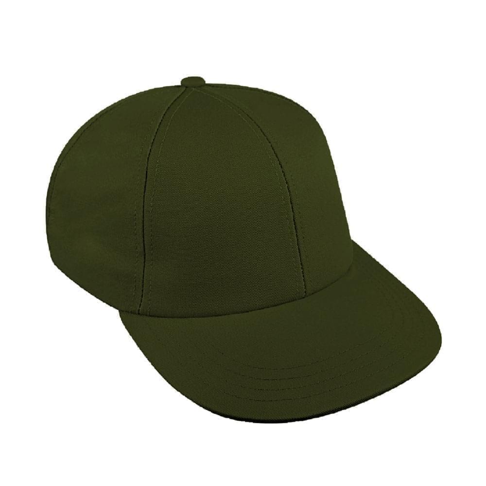 7e5cb6f49b9a7 Denim Velcro Lowstyle Baseball Hats Union Made in America by Unionwear