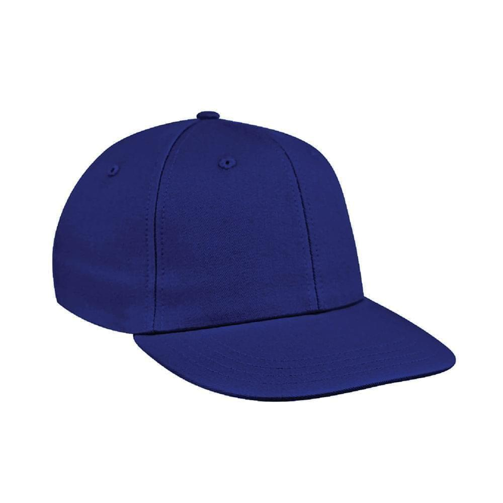 Royal Blue Canvas Velcro Prostyle
