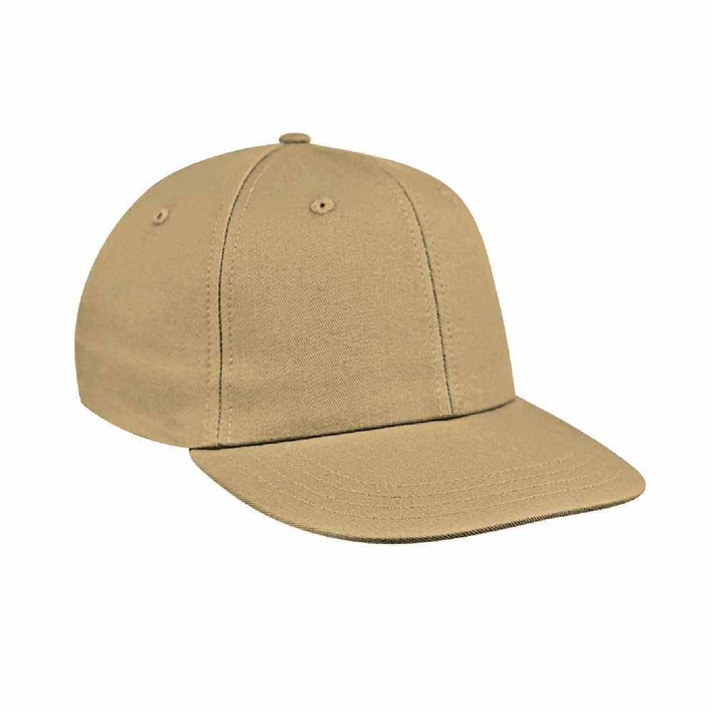 Khaki Canvas Leather Prostyle