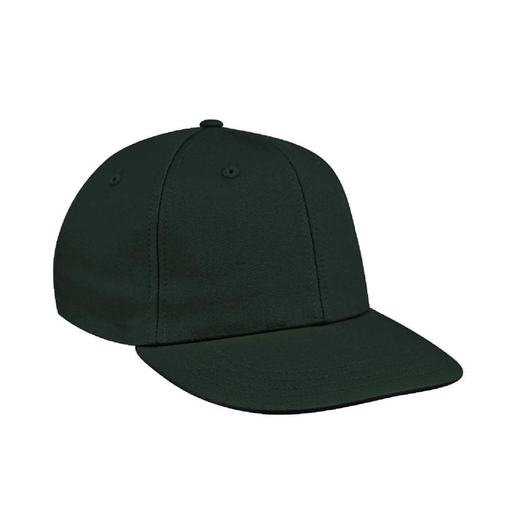 Hunter Green Canvas Leather Prostyle