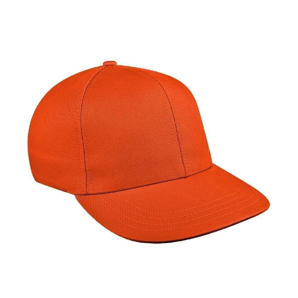 Orange Canvas Leather Prostyle