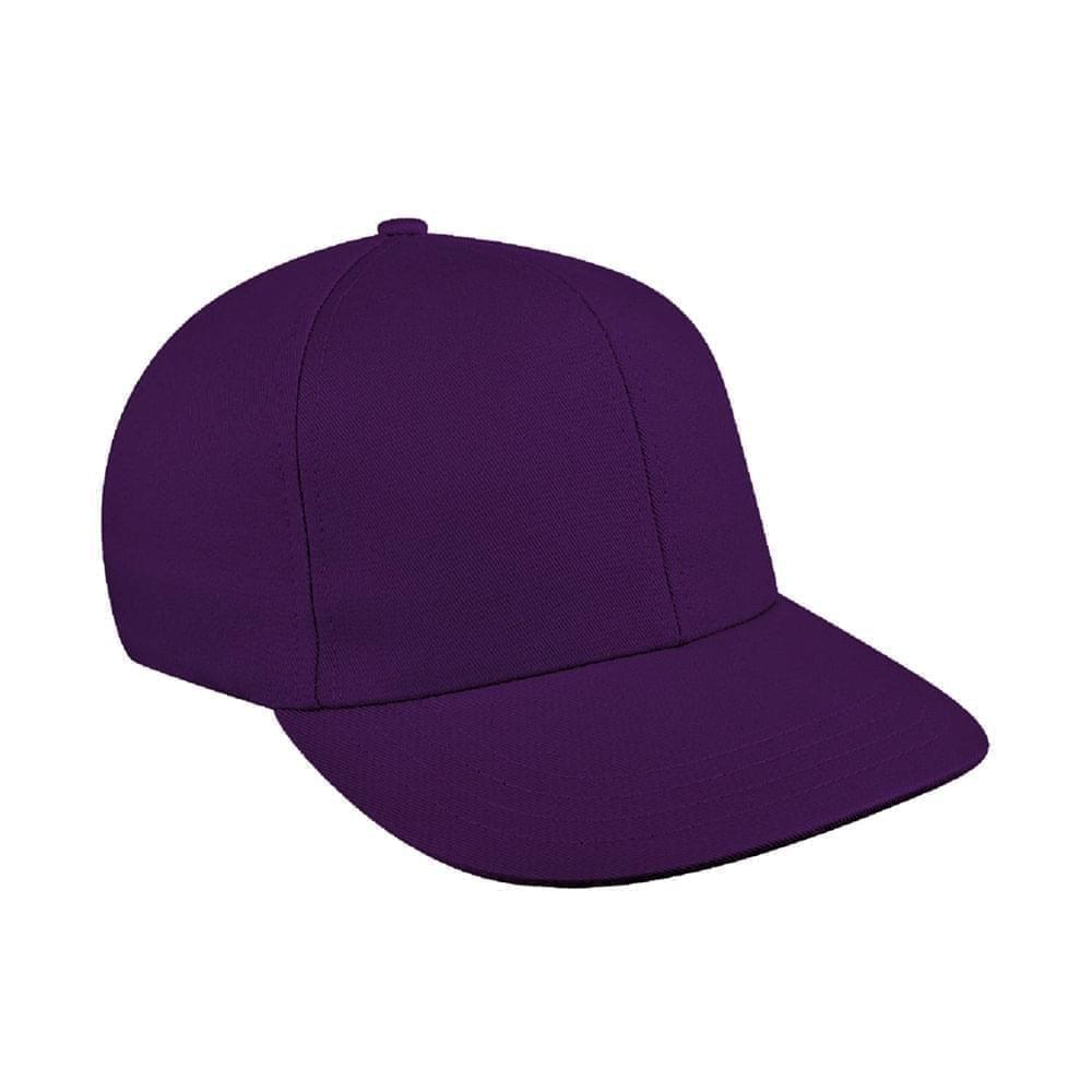 Solid Color Twill Snapback Prostyle