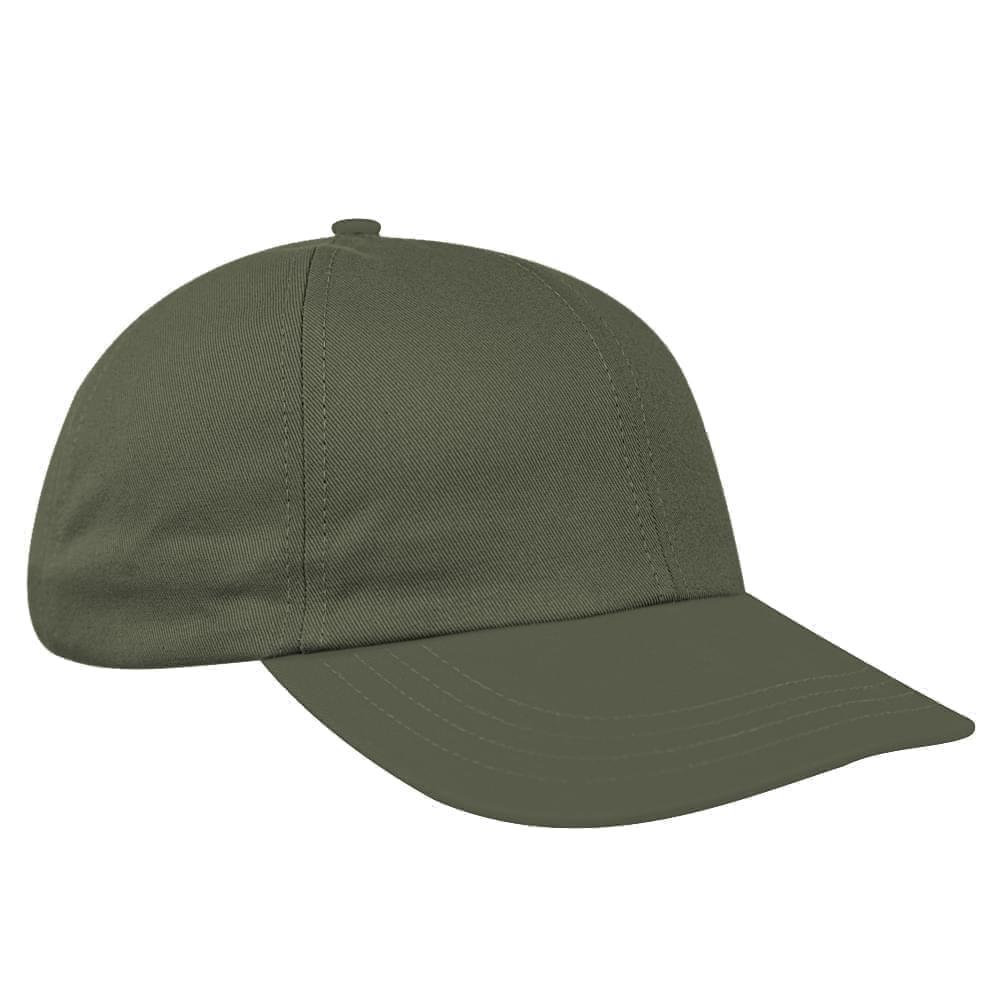 94b06786b529f Ripstop Self Strap Dad Baseball Caps Union Made in US by Unionwear