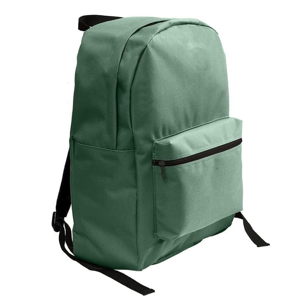 USA Made Duck Canvas Standard Backpacks, Hunter-Hunter, 8000-AIV