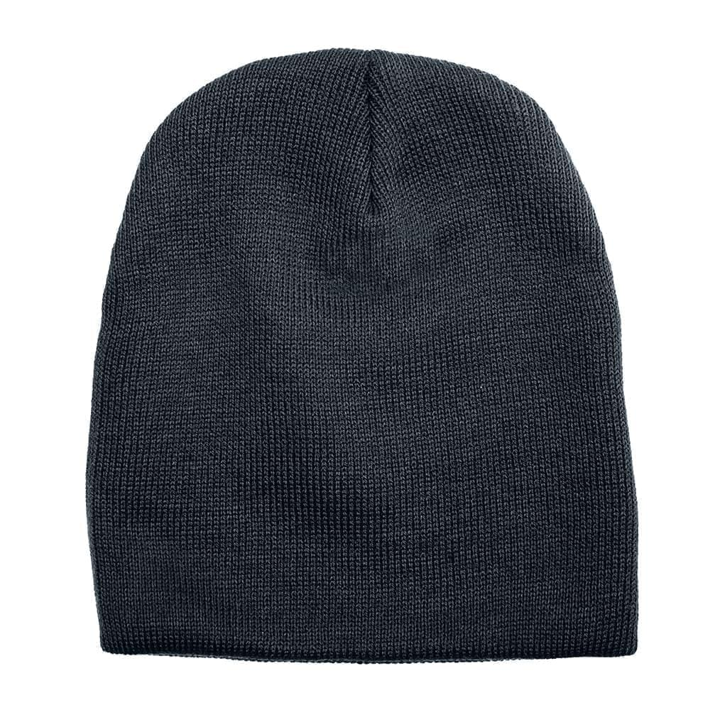 USA Made Knit Beanie Black,  99B17685-BLK