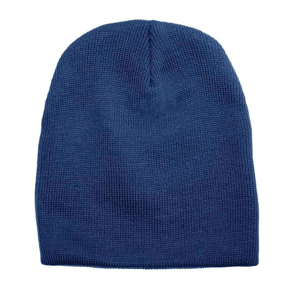 USA Made Knit Beanie Navy,  99B17685-NVY