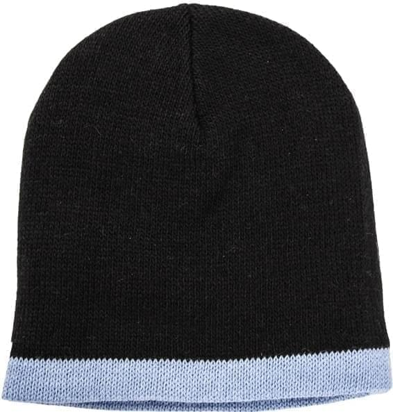 48dc41fcc Knit Border Stripe Beanie
