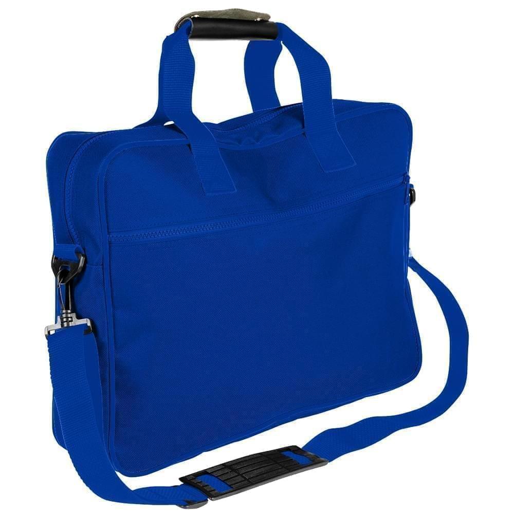 USA Made Nylon Poly Notebook Sleeves, Royal Blue-Royal Blue, CPKVA59P03