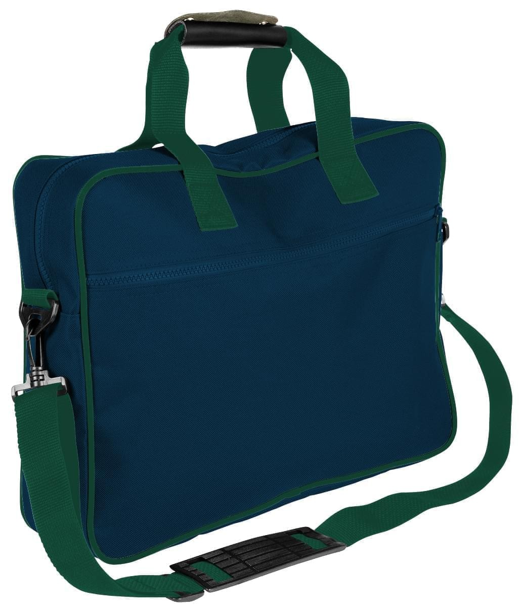 USA Made Nylon Poly Notebook Sleeves, Navy-Hunter Green, CPKVA59PWV