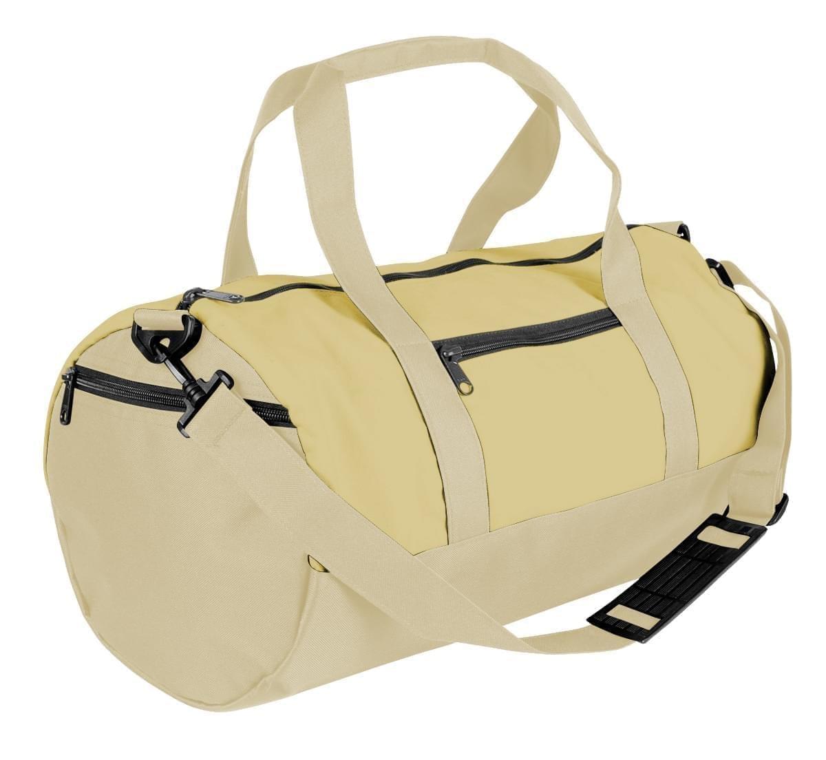 USA Made Canvas Equipment Duffle Bags, Natural-Natural, PMLXZ2AAKA