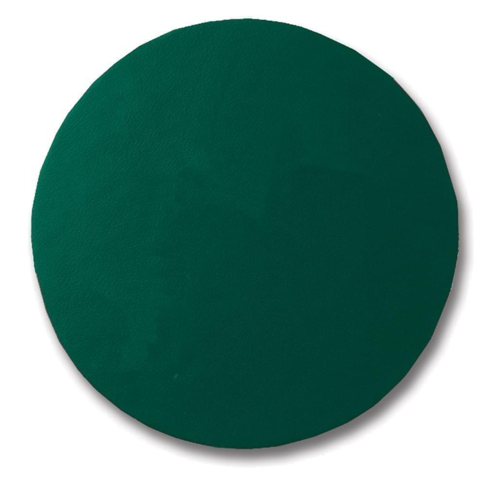 USA Made Round Leather Coaster, CO-0002
