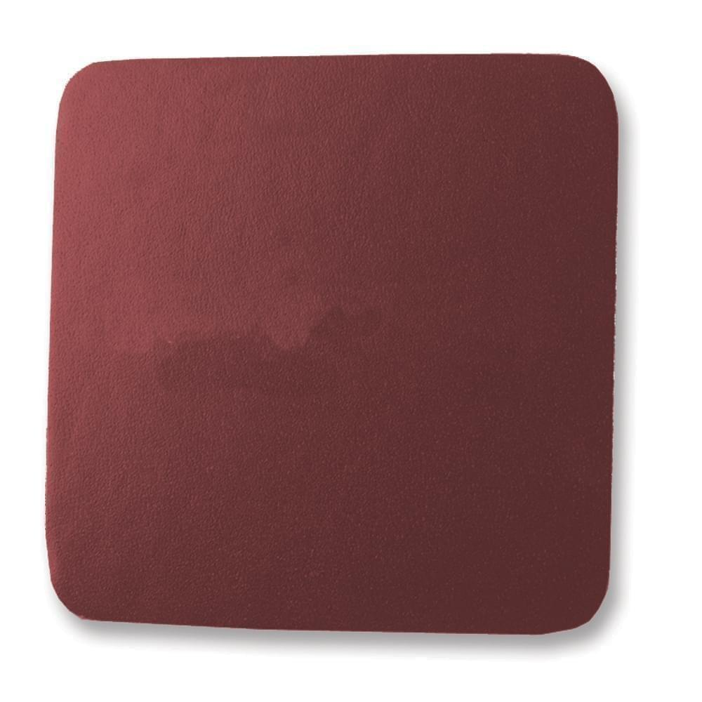 USA Made Square Leather Coaster, CO-0001