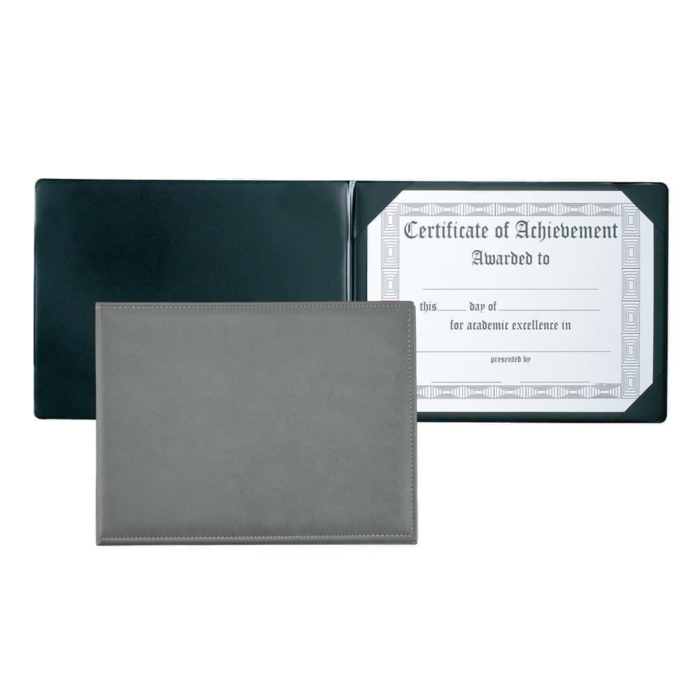 USA Made Stitched Certificate Holder, CH-5570