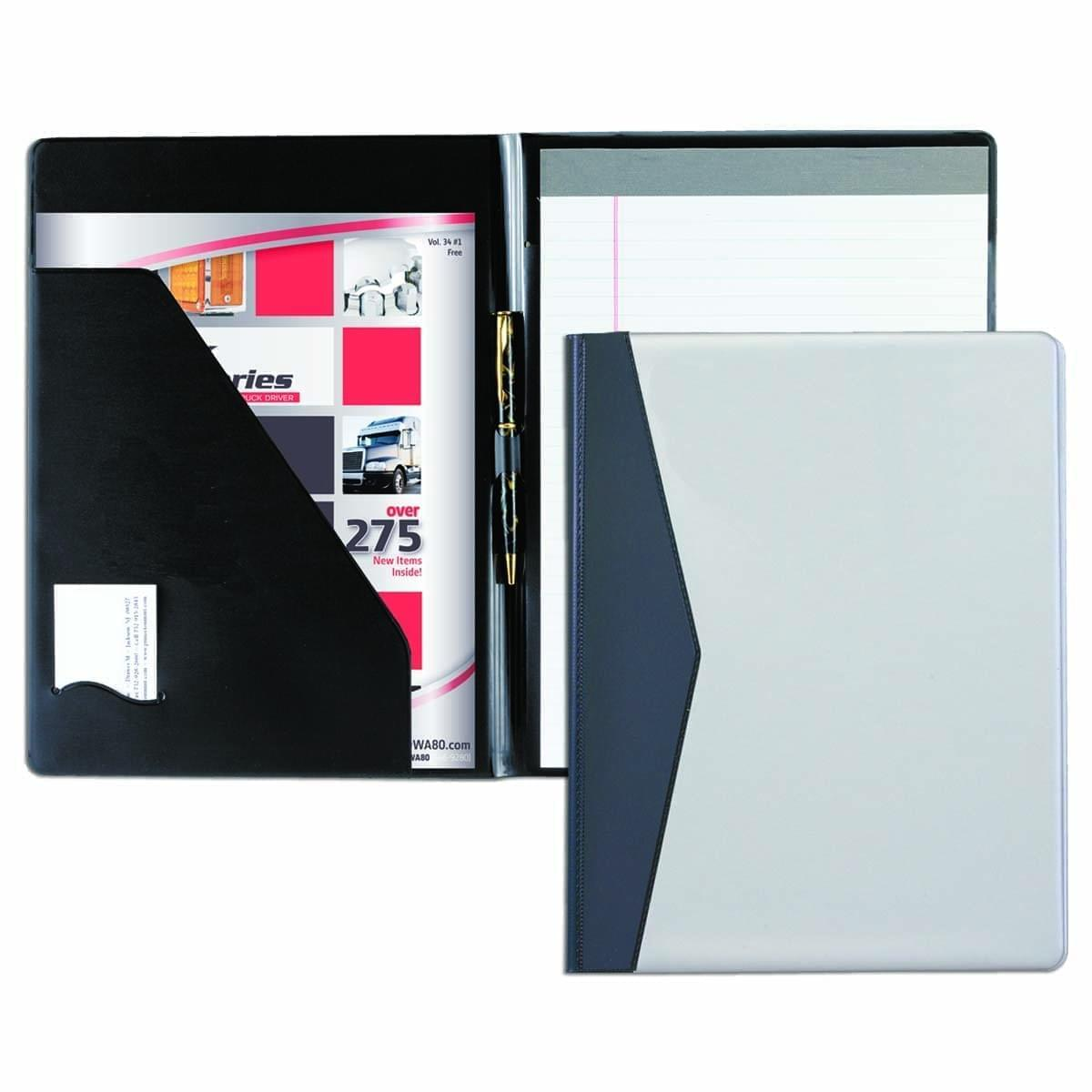 Accent Sealed Letter Folder
