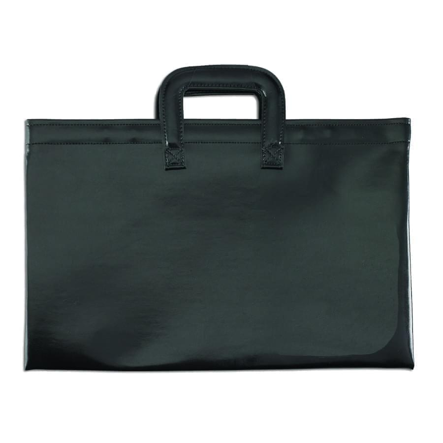 Briefcase with Luggage Handles