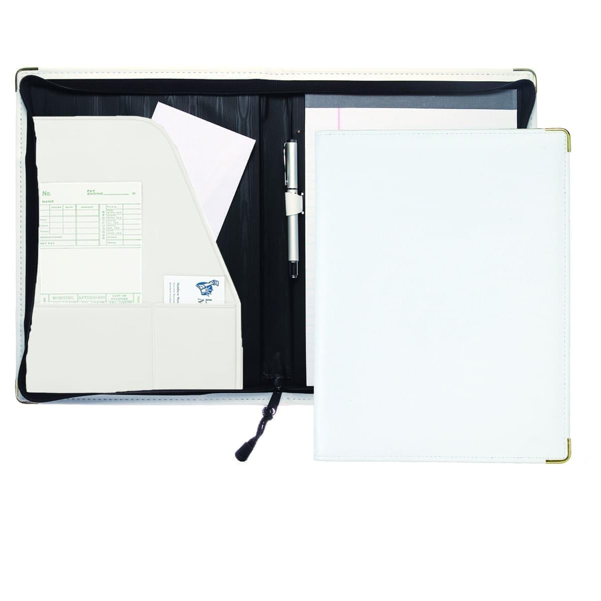 Prestige Letter Zipper Folder