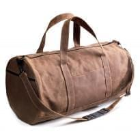 Waxed Medium Duffel-Waxed Canvas-20W X 10H X 10D