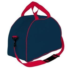 USA Made Nylon Poly Weekender Duffel Bags, 6PKV32-600