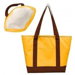 Deluxe Cooler Tote-600 D Poly-18W X 14W X 5D