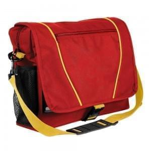 USA Made Nylon Poly Shoulder Bike Bags, 9001197-600