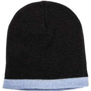 Union USA Made Winter Knit Striped Beanie, 99B824