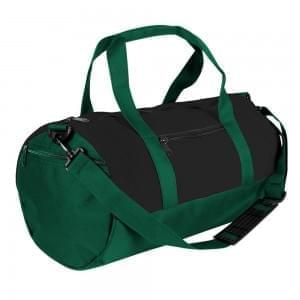USA Made Heavy Canvas Athletic Barrel Bags, PMLXZ2-15C