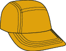 Five Panel Camper Hats Image Model