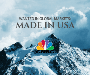 Wanted in Global Markets: Made in USA