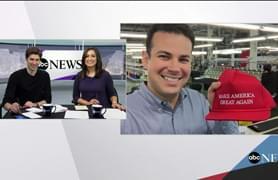 ABC News Story on Unionwear